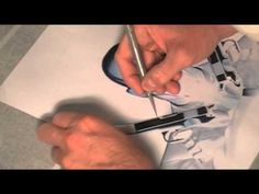 How to airbrush details - Airbrushing Details