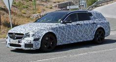 Mercedes-AMG Prepping E63 Black Series Monster Wagon
