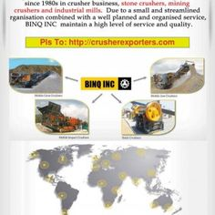 BinQ Mining Equipment Pls To: http://crusherexporters.com   BinQ Mining Equipment mobile pyrophyllite processing plant, mobile cil gold processing plant ,. http://slidehot.com/resources/mobile-pyrophyllite-processing-plant.27264/