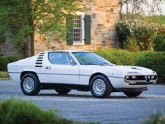 1973 Alfa Romeo Montreal by Bertone | Monterey 2015 | RM Sotheby's