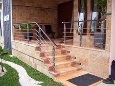 Ide desain untuk teras rumah minimalis modern2
