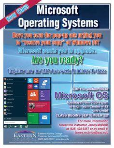 Course on Windows 10