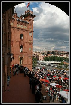 Féria San Isidro Plaza de Toros, Madrid_ Spain