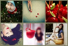 Snow White photo ideas