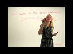 Marking against decimals - YouTube