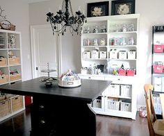 Craft room...wow!