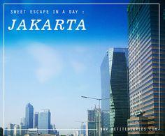 #JAKARTA #JAKARTAMALAYSIA #TRAVELOKA #TRAVELINDONESIA #ASEAN #SWEETESCAPE