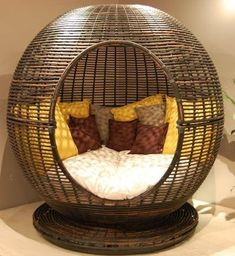 The most snug and cosy 'book nooks' to inspire the creation of your own retreat - Dream House Room Ideas Bedroom, Bedroom Decor, Yoga Room Decor, Girl Bedroom Designs, Home And Deco, Dream Rooms, Cool Rooms, My New Room, My Dream Home
