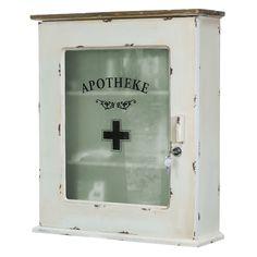 medikamentenbox medizinschr nkchen medizinboxen pinterest medizinschrank. Black Bedroom Furniture Sets. Home Design Ideas