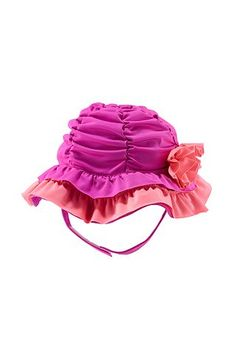 Infant Tutu Swim Hat: Sun Protective Clothing - Coolibar