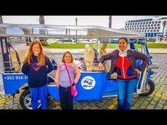Far Eco Tuk Tuk tour in Faro Portugal