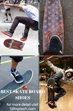 BEST SKATE BOARD SHOES REVIEW BY 10toptech. If you want see