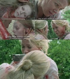 Amy ): The Walking Dead season 1