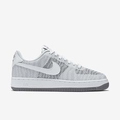 Nike Air Force 1 07 Knit Jacquard Women's Shoe