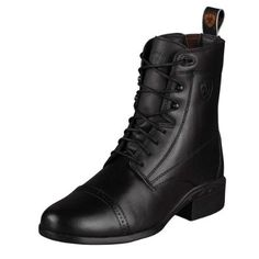 I need these please!! Size 7! Ariat Paddock Boot Womens English Heritage III Lace 9 C Black 10000811 Ariat. $109.20