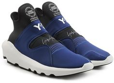 Adidas Y-3 Suberou Sneakers with Leather