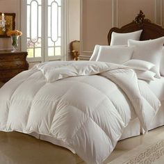 love white comforters