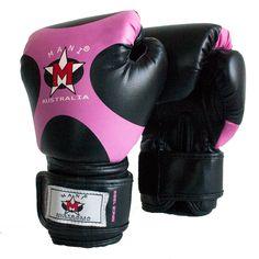 Kids Boxing Gloves Pink
