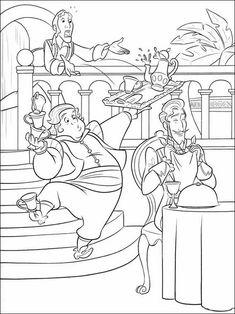Elena Of Avalor Coloring Picture