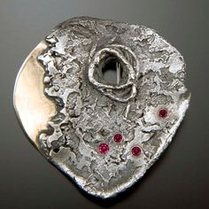 329 best images about Reticulated jewelry on Pinterest | Brooches,  Jewellery and Oxidized sterling silver