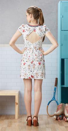 Vestido Alongamento II