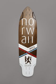 Norwaii Longboards - Olav V1