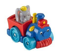 Fisher-Price Little People Disney Wheelies Dumbo