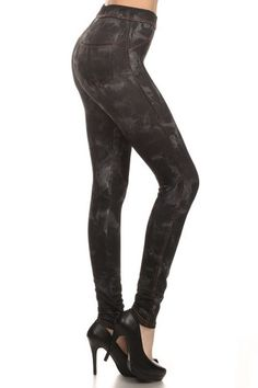 Shop at Leggings Depot for a wide variety of wholesale print leggings, basic leggings, jeggings, plus size leggings, and more. Funky Leggings, Basic Leggings, Plus Size Leggings, Printed Leggings, Leggings Depot, Jeggings, Leather Pants, Stockings, Boots
