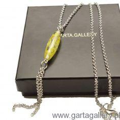 Naszyjnik z włoskim szkłem w stylu BOHO - LORA Swarovski, Pendant Necklace, Boho, Jewelry, Fashion, Jewlery, Moda, Jewels, La Mode