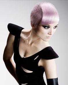 Hair: HOB Salons Creative Team #hair #hairtrends #hobhair #shorthair #haircut #fashion #haircolour . Book online at www.hobsalons.com