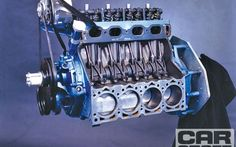 Oldsmobile Hemi Engine Engine    COMPRESSION W43 Most testing was done with a ratio of 10.2:1 on 104 octane fuel.  OW43 Forgedtrue developed 12.2:1 pistons for the DOHC.  CONNECTING RODS W43 Stock SAE 1140 forged steel.  OW43 Machined Carrillo rods.  HEADS W43 Symmetrical design in iron or aluminum. Saved 75 lbs. http://www.hotrod.com/features/history/photos/ccrp-1101-oldsmobile-hemi-engine/