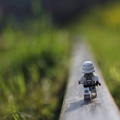I'll go to pick upSpring.  春を迎えに  #afol #lego #stormtrooper #macro by dreepycark