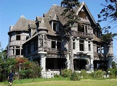Image result for Abandoned Us Mansions