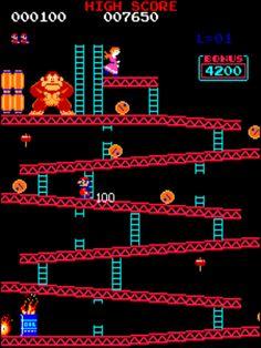 Donkey Kong Arcade (NES)
