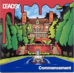 Commencement by Deadsy Modern World History, Rock Songs, Judas Priest, Teenage Years, Post Punk, New Love, Love Pictures, Music Albums, Debut Album