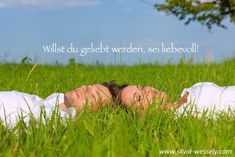 Bist du mit liebevoll - bist du mit Liebe voll! #Beziehung fängt immer bei dir an Dream Act, You May, Dreaming Of You, Wish, Reflection, Personality, Acting, Couple Photos, Articles