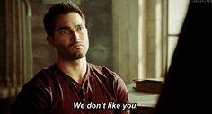 "Community Post: 15 Ways To Up Your Sass Game, As Told By The Guys From ""Teen Wolf"""