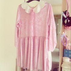 cupcakesloveme: Finally finished my Christmas Day dress. I hate sewing velvet, grr!