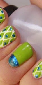 Great color combination @Ainslee Bessmer - I thought you would like this