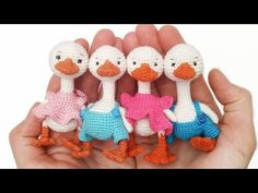 Crochet Animal Patterns, Crochet Doll Pattern, Stuffed Animal Patterns, Crochet Patterns Amigurumi, Crochet Animals, Crochet Dolls, Crochet Stitches, Knitting Projects, Crochet Projects