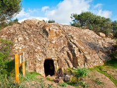Settimo San Pietro - Domus de Janas con la Fonte de S'Acqua e Dolus #Sardegna #Italy
