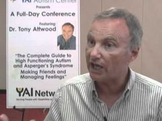 Dr. Tony Attwood answers questions about Asperger's syndrome and high-functioning autism.