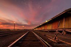 Sunset at old goods platform at Warrnambool Railway station.  #warrnambool #destinationwarrnambool #visit12apostles #greatoceanroad #visitvictoria #sky_sultans #epic_captures #iloveaustralia #wow_australia #sunset_stream #FocusAustralia #aussiephotos #sunset_hub #phototag_sunset #super_photosunsets #gottolove_this #australia_shotz #sunset_madness #sunset_vision #world_skyshotz #world_bestsky #exploreaustralia #exclusive_shot #exclusive_sky by mtberharry
