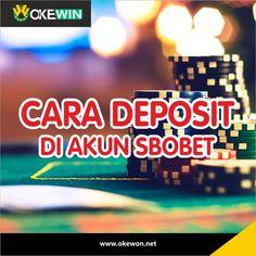 Mencari langkah bagaimana cara deposit di akun Sbobet? Jika ya, tidak perlu mencari lebih lanjut karena Anda akan mendapatkan semua informasi dari sini. #Sbobet #Account #Casino #Gambling #Online #Betting #Indonesia