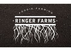Ringer Farms Logo on Behance