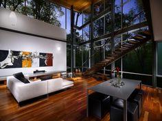 Strickland-Ferris Residence / Frank Harmon Architect