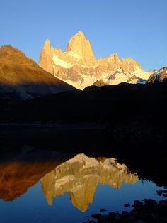 Patagonia South America  -for #travel info,tips and inspiration, visit itsoneworldtravel.com