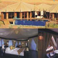 Villa Tent