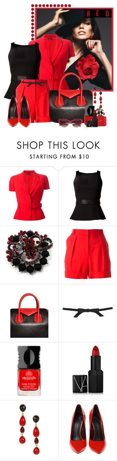 """""""The Softness Of A Rose!"""" by sherri-2locos ❤ liked on Polyvore featuring Alexander McQueen, Jason Wu, Keds, Avalaya, Lala Berlin, Givenchy, Topshop, Rebecca Minkoff, NARS Cosmetics and Dorothy Perkins"""