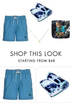 """""""Pool"""" by conceitedlo ❤ liked on Polyvore featuring Burberry"""